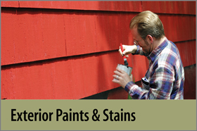 Exterior Paints & Stains - FYH