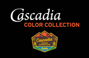 Cascadia Color Collection