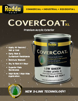 CoverCoat XL Info Sheet