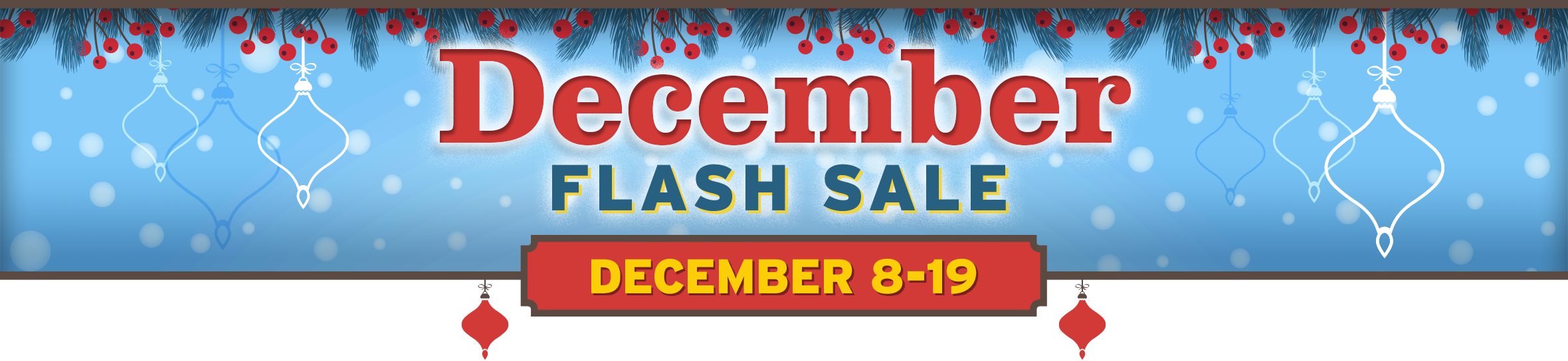 Rodda Paint December Flash Sale