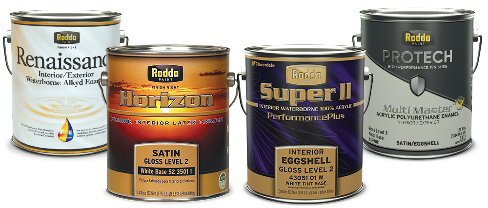 Rodda Paint Premium Interior Paints Sale