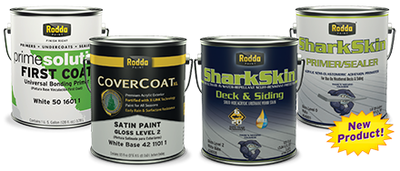 Sale on Exterior Paint, Stain and Primer
