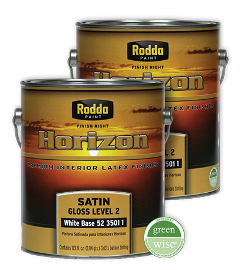 Rodda Horizon Interior Paint