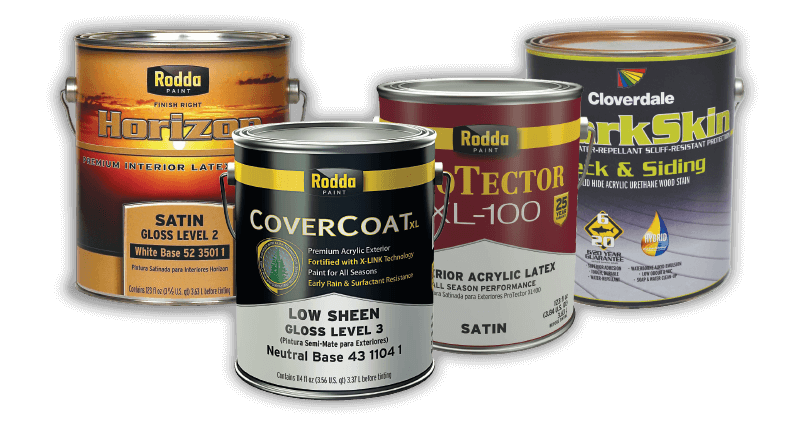 Rodda Paint 4th of July 2019 Sale