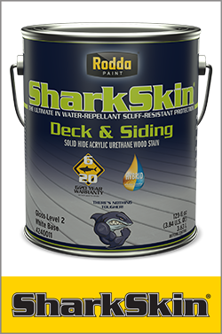 SharkSkin Deck and Siding Stain